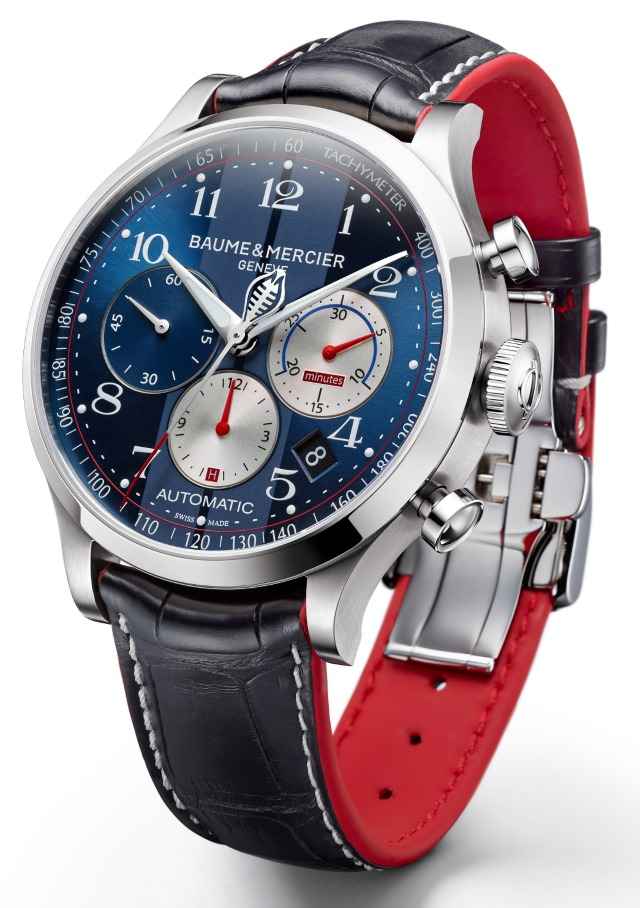 Capeland Cobra 10232, Limited Edition, 44 mm, steel
