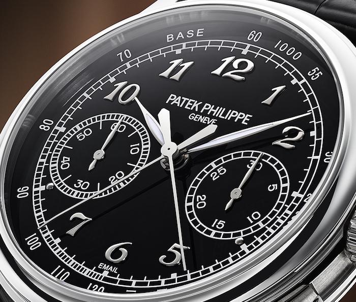 Patek Philippe chronographe à rattrapante 2