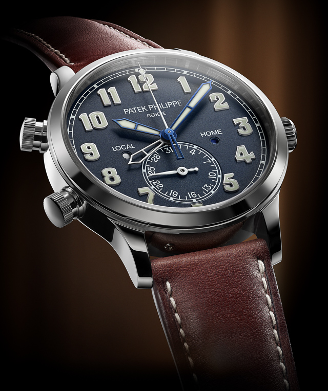 Patek-Philippe-Calatrava-Pilot-Travel-Time-