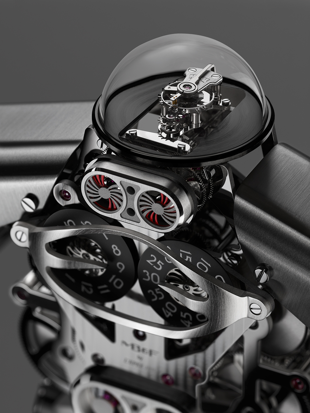 MB&F MELCHIOR head