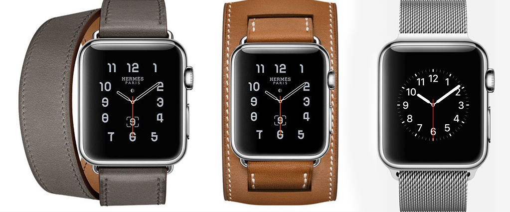 Apple Watch Hermès vs classic