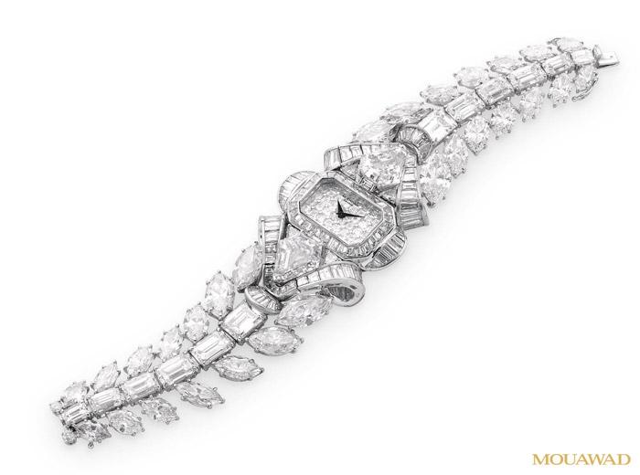 mouawad-snow-white-princess-diamond-watch