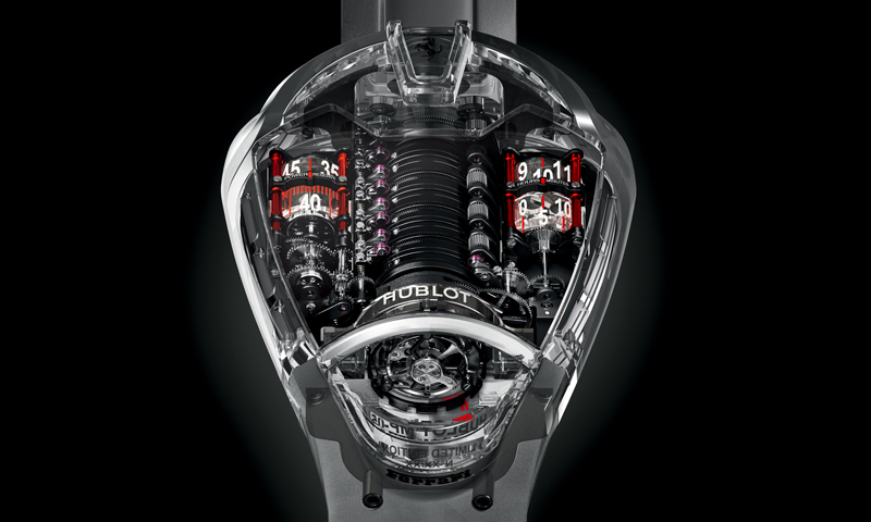 Hublot MP-05 LaFerrari Saphir-article-3