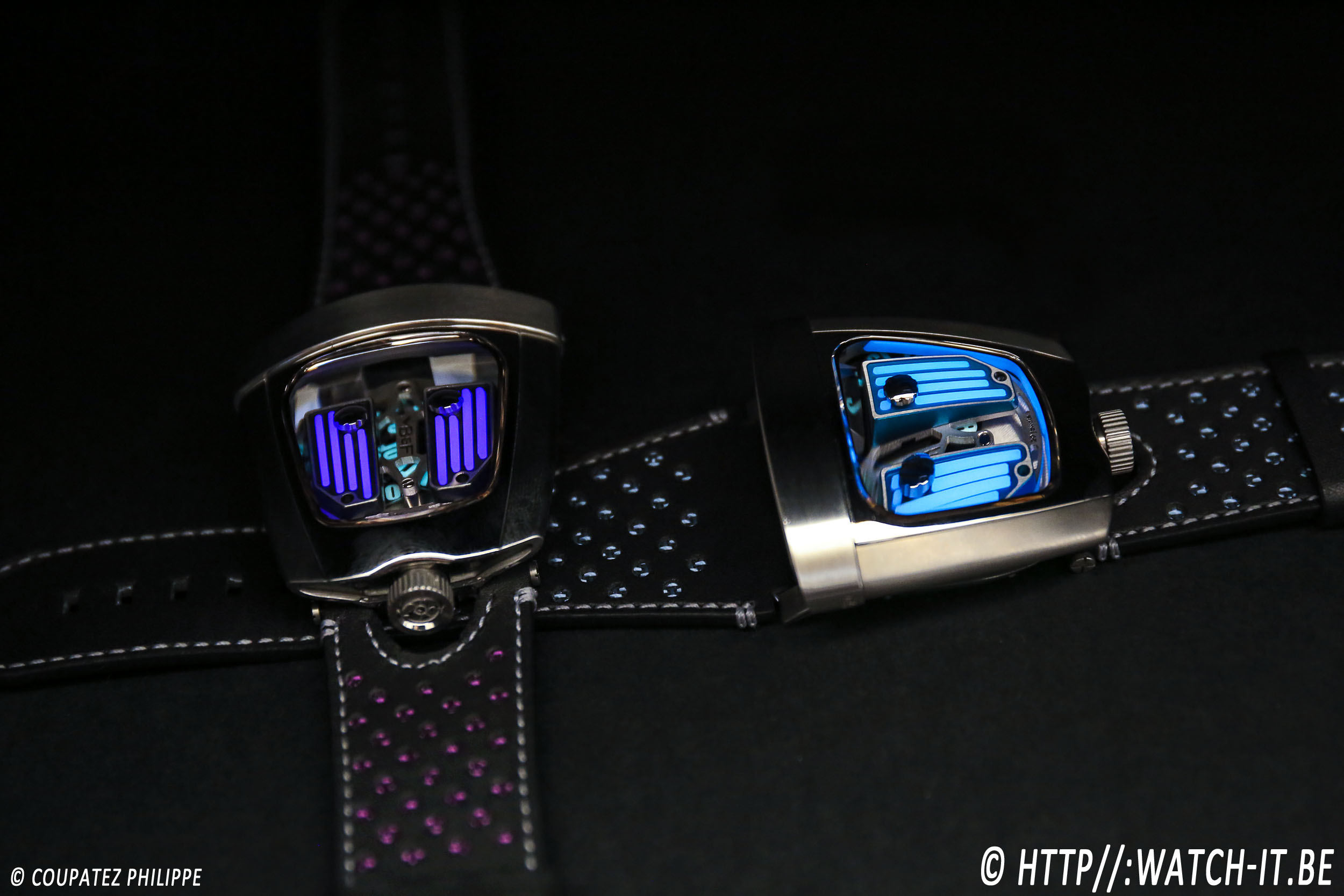 MB&F HMX Black Badger Edition-3
