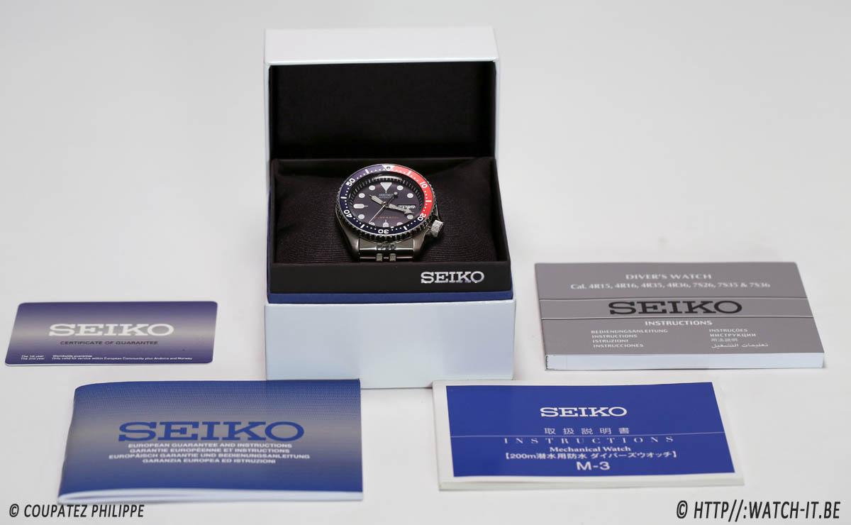 seiko-skx009k2-box