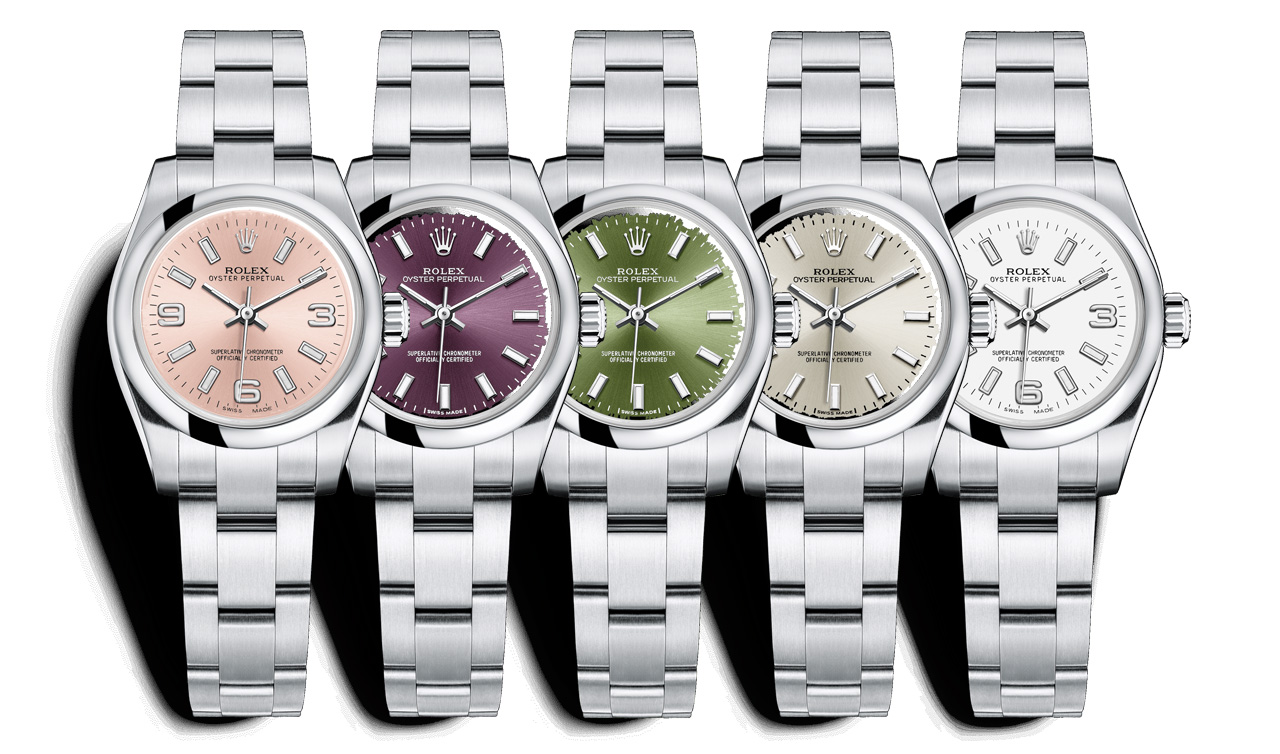 Rolex Oyster Perpetual 26-176200