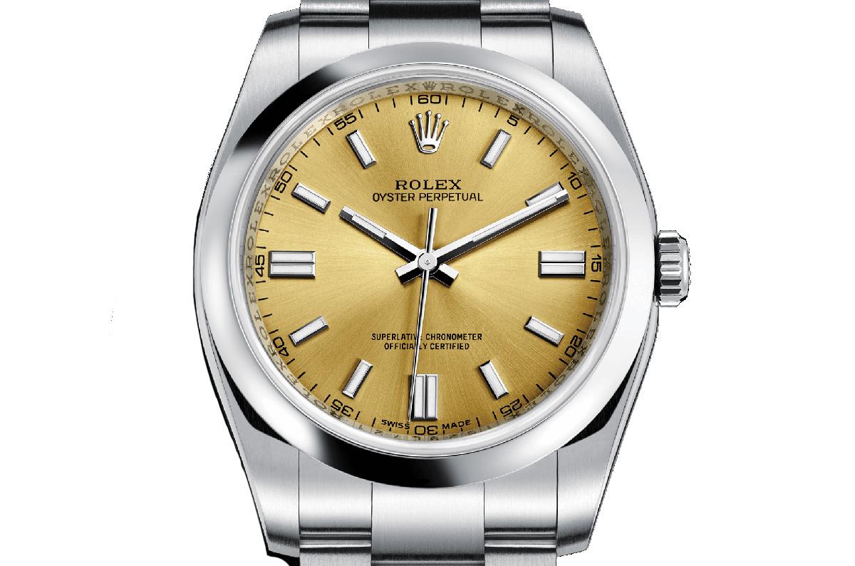 Rolex la moins chère Rolex Oyster Perpetual 36