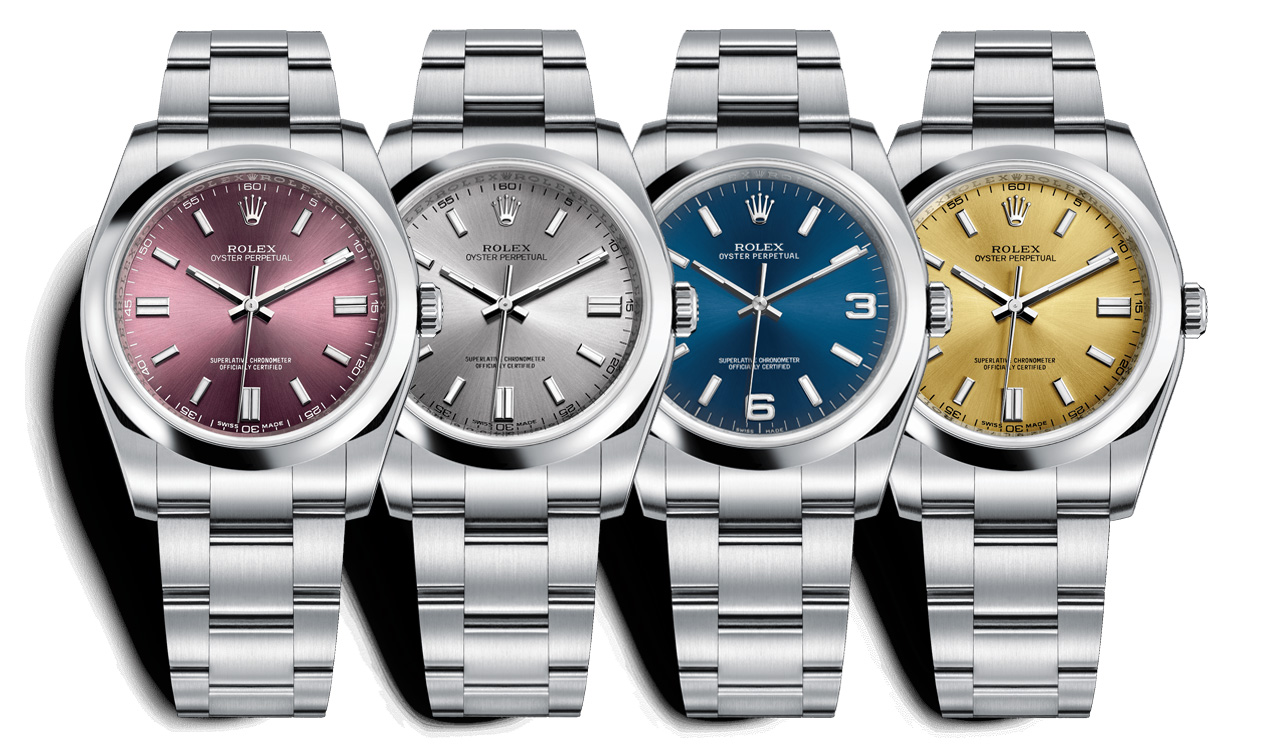 Rolex Oyster Perpetual 36-116000