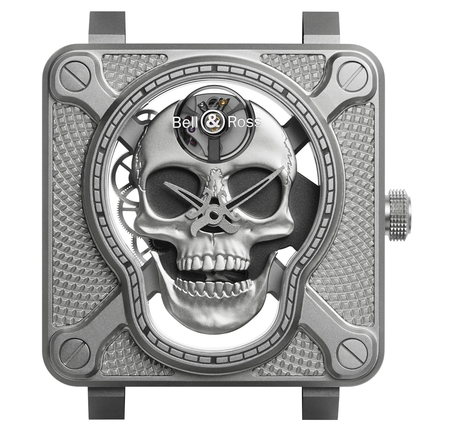 Bell & Ross BR 01 Laughing Skull Face