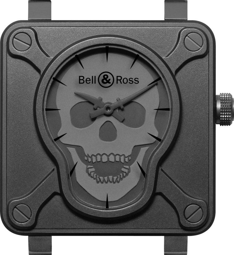 Bell & Ross BR 01 Skull