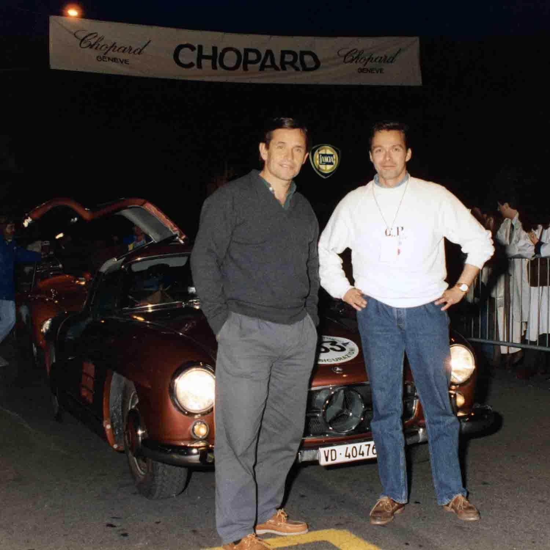Chopard & Mille Miglia de 1988 à 2018