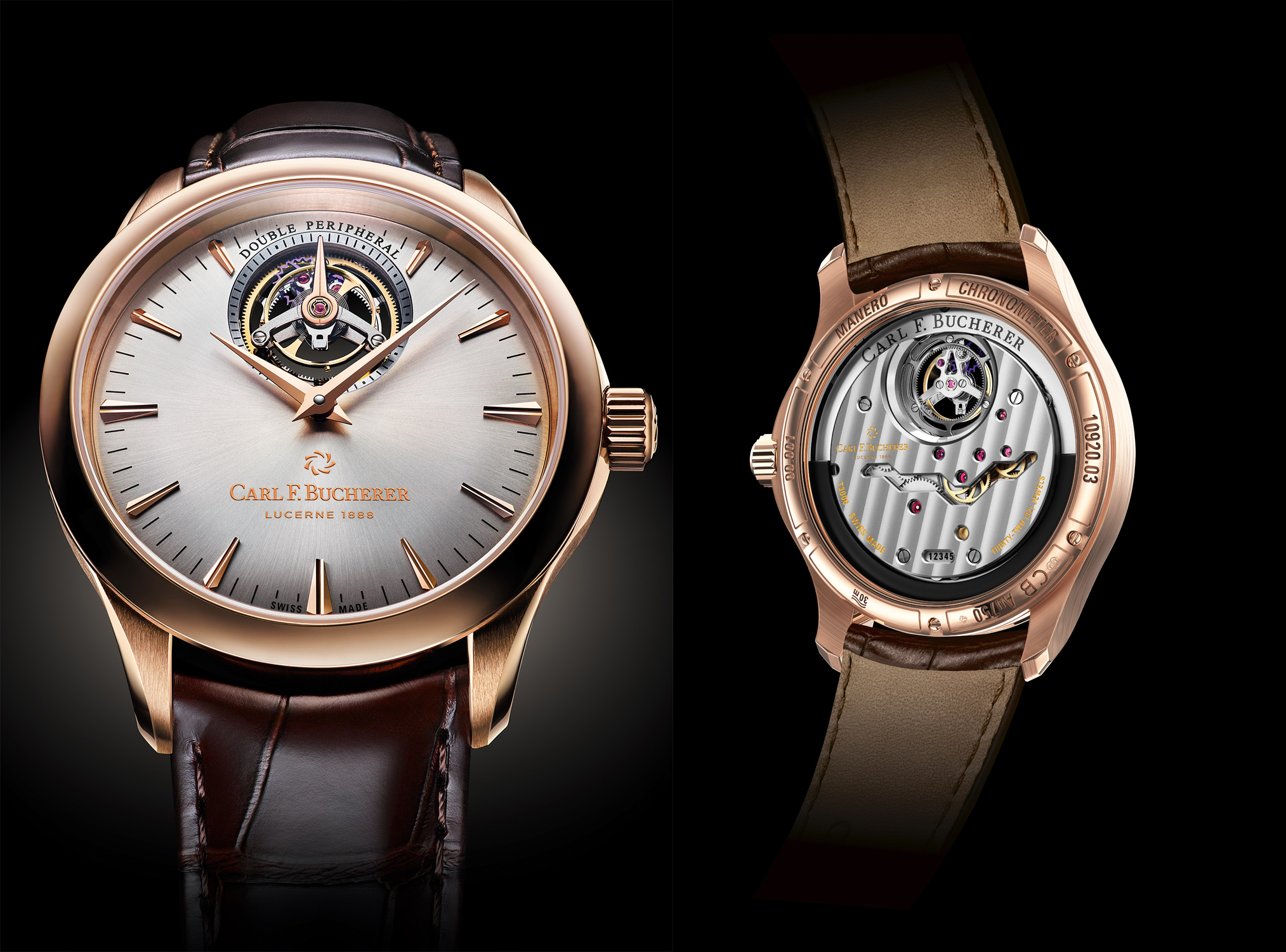 Heritage Tourbillon DoublePeripheral Limited Edition