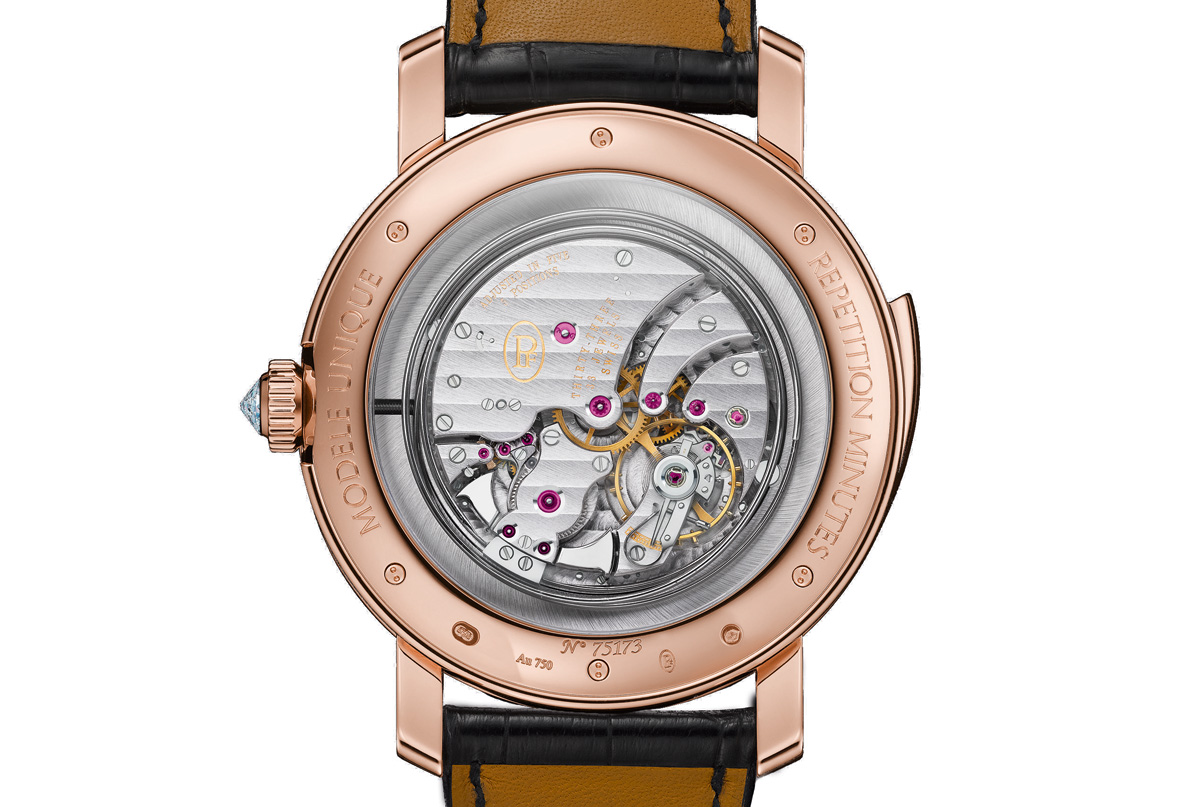 Parmigiani Toric Capitole Rose Gold Brown