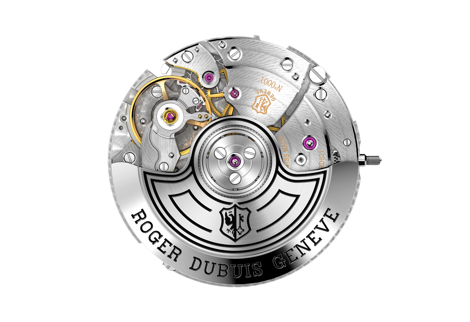 Roger Dubuis Excalibur Knights of the Round Table IV - RD821