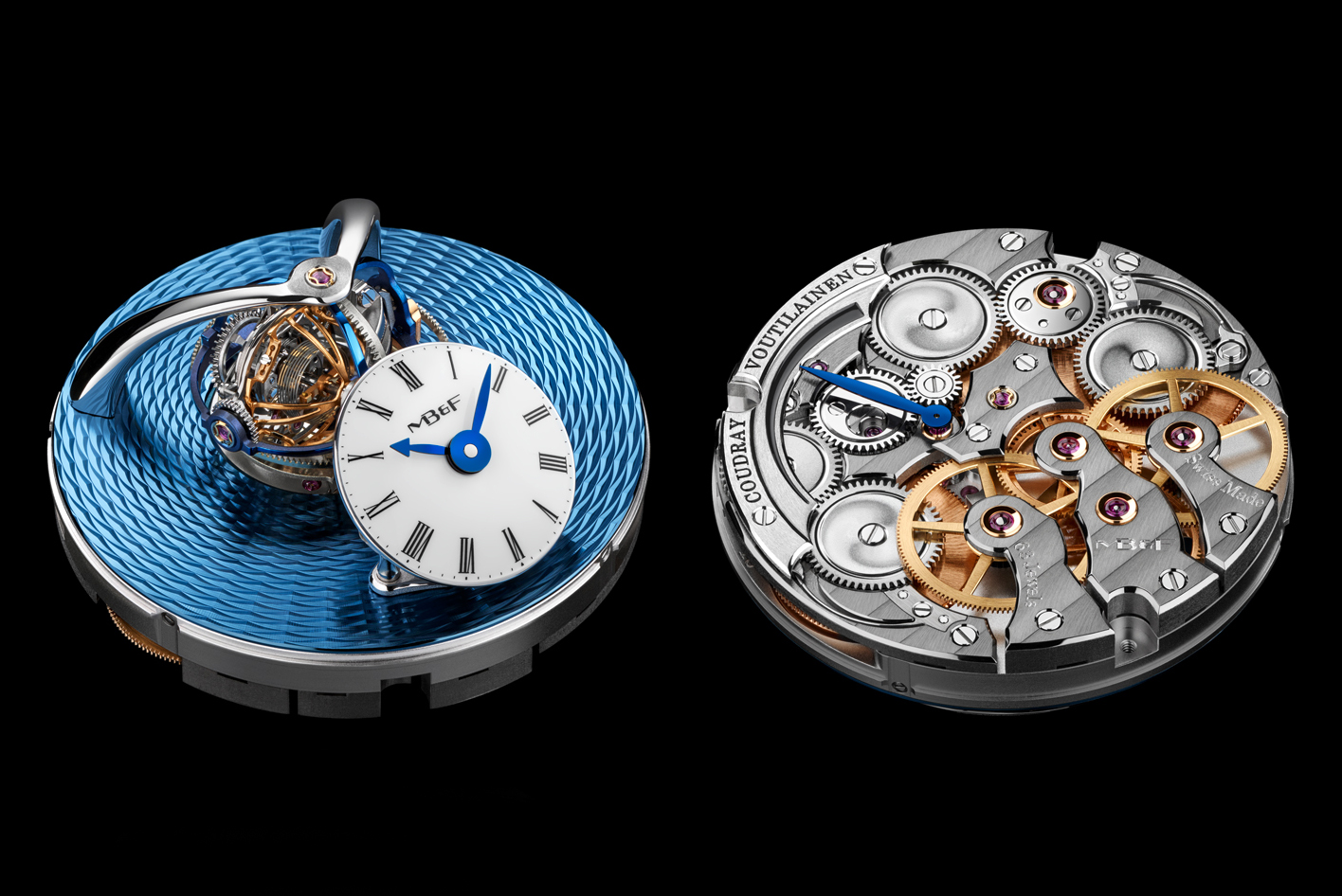 MB&F LM Thunderdome mouvement
