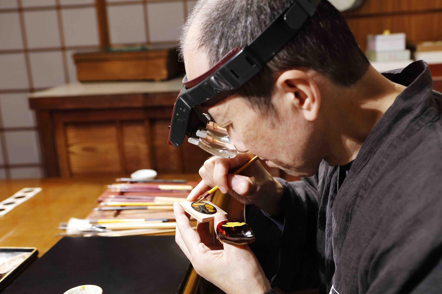 Chopard L.U.C XP Urushi Year of the Rat Urushi Master