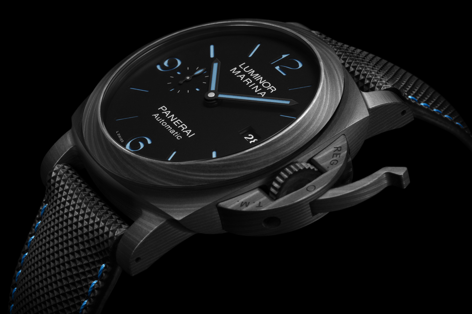 Panerai Luminor Marina Carbotech 44 mm (PAM01661)